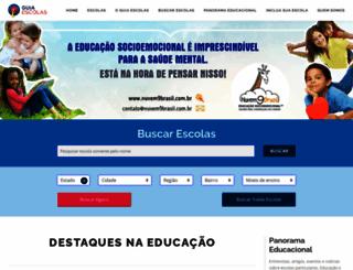 portalguiaescolas.com.br screenshot
