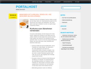 portalhosteleria.com screenshot