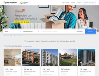 portalinmobiliario.cl screenshot