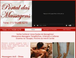 portalmassagemzonaleste.com.br screenshot
