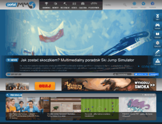 portalmmo.pl screenshot