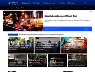 portalquatipuru.com screenshot