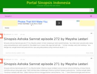 portalsinopsisindonesia.com screenshot
