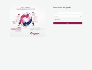 portalsyncpt.gs1pt.org screenshot