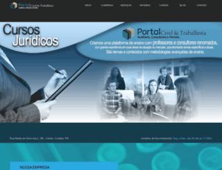 portaltrabalhista.com.br screenshot