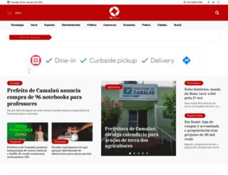 portaltvcariri.com.br screenshot