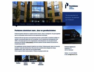portalume.com screenshot