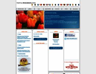 portalwisconsin.org screenshot