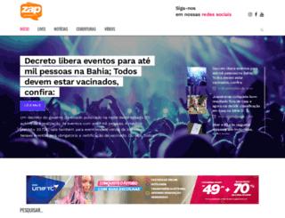 portalzap.com screenshot