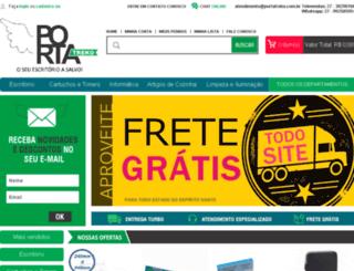 portatreko.com.br screenshot