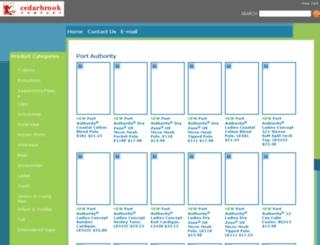portauthorityonline.com screenshot