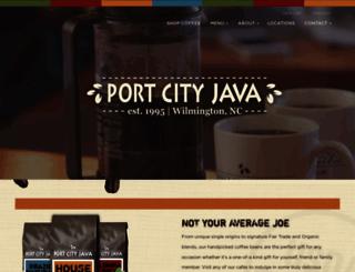 portcityjava.com screenshot