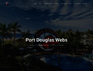 portdouglaswebs.com.au screenshot