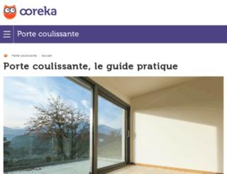 porte-coulissante.ooreka.fr screenshot