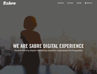 portfolio.sabrehospitality.com screenshot