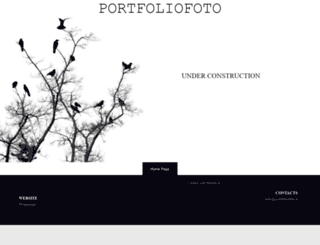 portfoliofoto.it screenshot