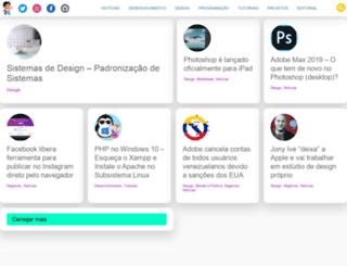 portillodesign.com.br screenshot