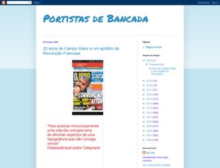 portistasdebancada.blogspot.com screenshot