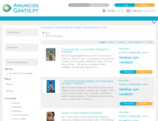 porto.anunciosgratis.pt screenshot