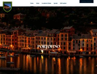 portofino.co.nz screenshot