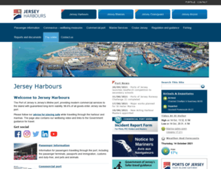 portofjersey.je screenshot