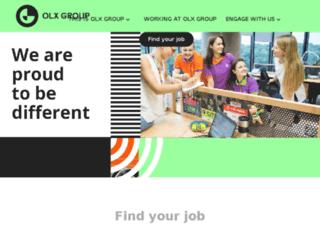 portofspain.olx.com.tt screenshot