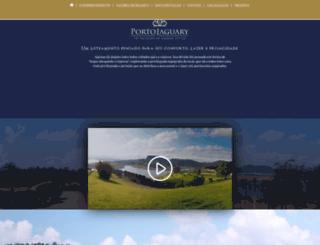 portojaguary.com.br screenshot
