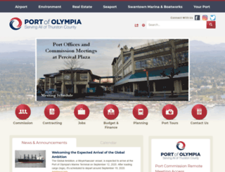 portolympia.org screenshot