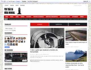portrasmidiamundial.blogspot.com.br screenshot