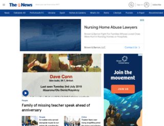 portsmouth.co.uk screenshot