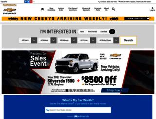 portsmouthgm.com screenshot