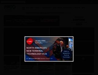 porttechnology.org screenshot