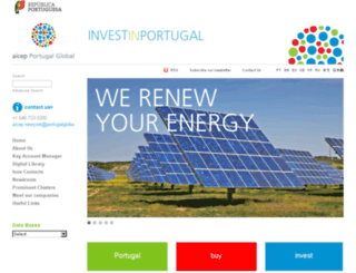 portugal.org screenshot
