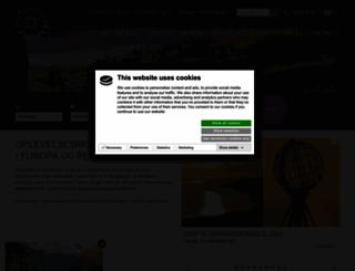 portugalbureauet.dk screenshot