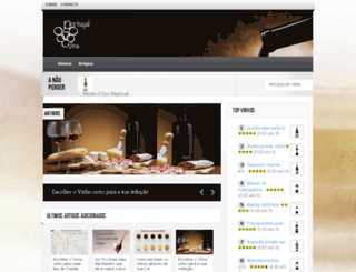 portugalonwine.com screenshot