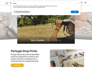 portugalshop.com screenshot