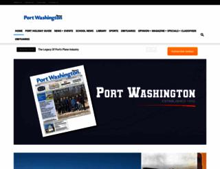 portwashington-news.com screenshot