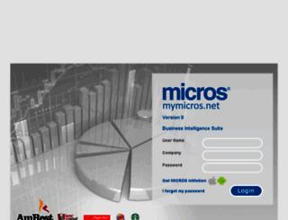 pos.amrest.eu screenshot