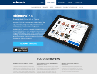 pos.ebizmarts.com screenshot
