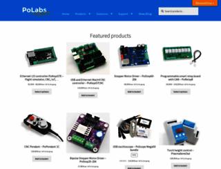 poscope.com screenshot