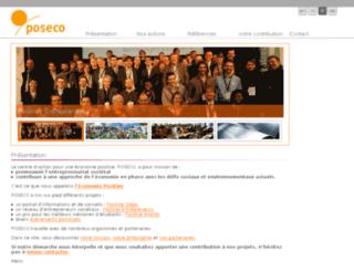 poseco.org screenshot