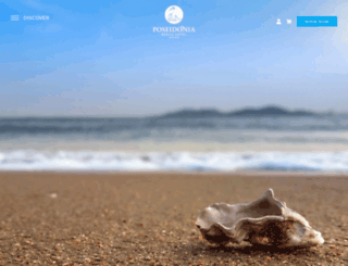 poseidonia-beachhotel.com screenshot