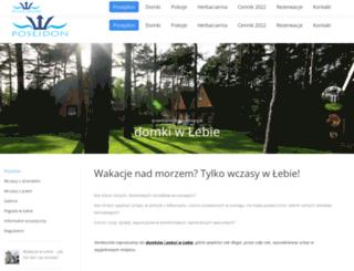 posejdon.pl screenshot