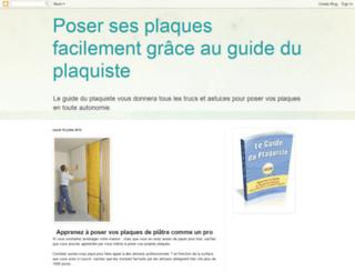 poser-ses-plaques.blogspot.fr screenshot