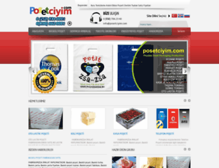 posetciyim.com screenshot