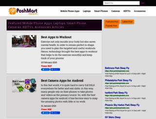 poshmart.com screenshot