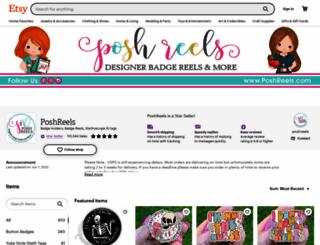 poshreels.com screenshot