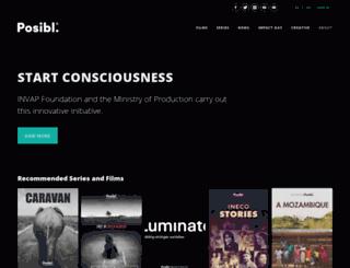 posibl.com screenshot