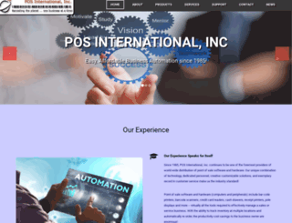 posintl.com screenshot