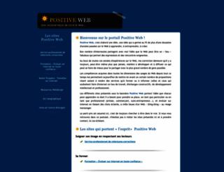 positive-web.com screenshot